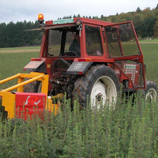 ROBOT BL900S, RIEMAANDRIJVING-de
