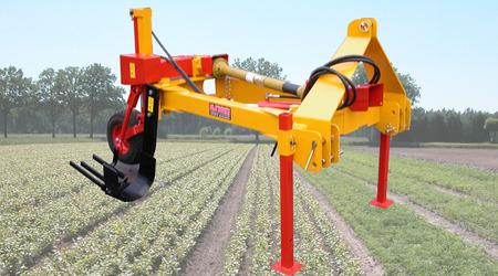 Robotwerken - Boomkwekerij-de